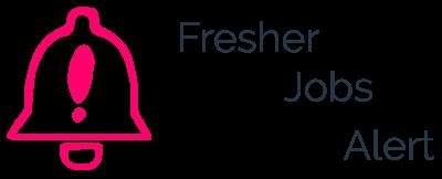 Freshers Jobs Alert